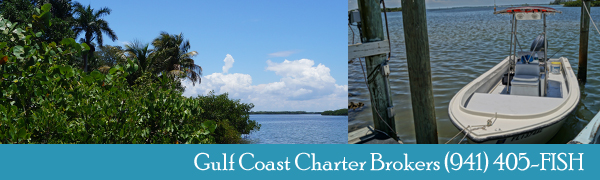 Captain Butch Barnhill - Gulf Coast Charter Brokers 941-405-3474