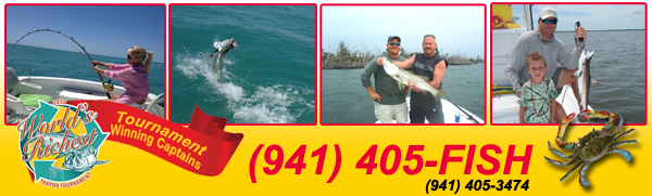 Gulf Coast Charter Brokers 941-405-3474 tarpon fishing boca grande florida