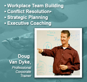 Doug Van Dyke - Corporate Training and Team Building