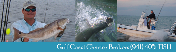 Captain Eddie Potter - Gulf Coast Charter Brokers, Boca Grande, FL