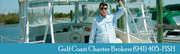 "Gulf Coast Charter Broker Captain John ""Tater"" Spinks"